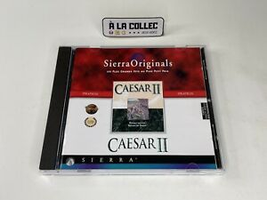 Caesar II 2 - Jeu PC (FR) - Complet