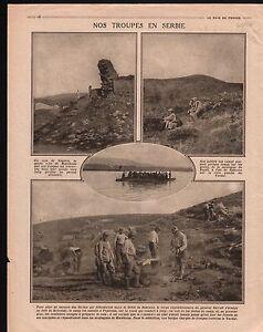 WWI-Poilu-Serbie-Negotin-Serbia-Mount-Kajali-Rabrovo-Macedonia-1915-ILLUSTRATION