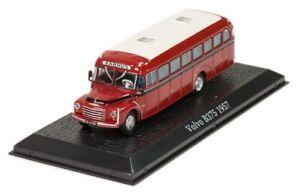 De-Agostini-Bus-Collection-Volvo-B375-Danimarca-1957-1-72-Atlas