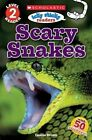 Scholastic Reader Level 2: Icky Sticky Readers: Scary Snakes by Laaren Brown (Paperback / softback, 2015)