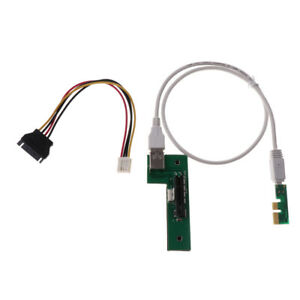 Lovoski-PCI-E-X1-Riser-Extension-Cable-PCIe-1X-to-Expansion-Card-Power-Line