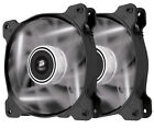Corsair Air Series Sp120 Twin Pack White LED High Static Pressure 120mm Fan