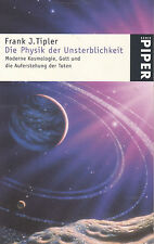 Die Physik der Unsterblichkeit von Frank J. Tipler #2548