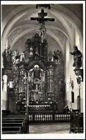 1941 Dt. Reich TRIBERG Schwarzwald Walfahrtskirche alte Postkarte Baden-Württem.