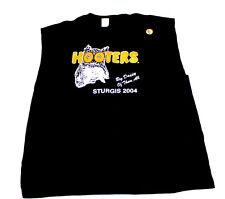 Hooters Uniform Sleeveless Biker T-Shirt XXL costume pirate ride work