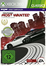 Need for Most Wanted a Criterion Game Classics für Xbox 360 *TOP* (mit OVP)