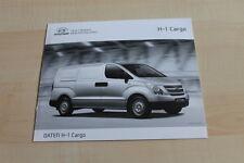 129101) Hyundai H-1 Cargo - Preise & t. Daten & Ausstattungen - Prospekt 02/2013