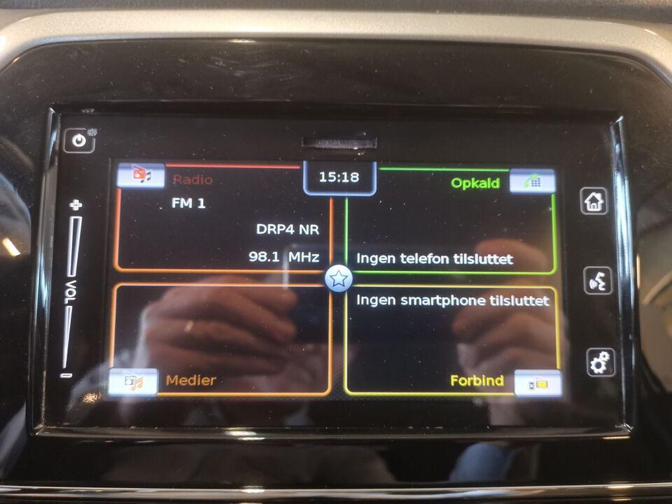 Suzuki Vitara 1,6 Active Benzin modelår 2015 km 33000