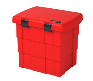 NEW CX6 HOLIDAY PARK COMMANDER FIRE EXTINGUISHER BOX