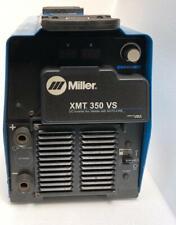 Miller Xmt 350 Vs Dc Inverter Arc Welder With Auto Line 208 575v For Parts 1
