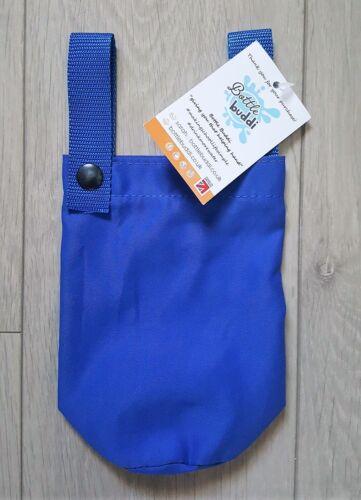 Bottle Buddi//School Water Bottle Holder//Attach to Book Bag//Scooter//Bike//UK Made