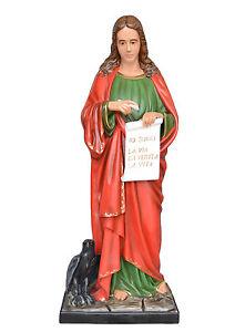 Statua-San-Giovanni-Evangelista-cm-156-In-vetroresina