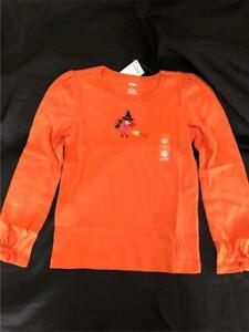 NWT Gymboree Girls Dressy Long Sleeve Cotton Blouse Top Shirt