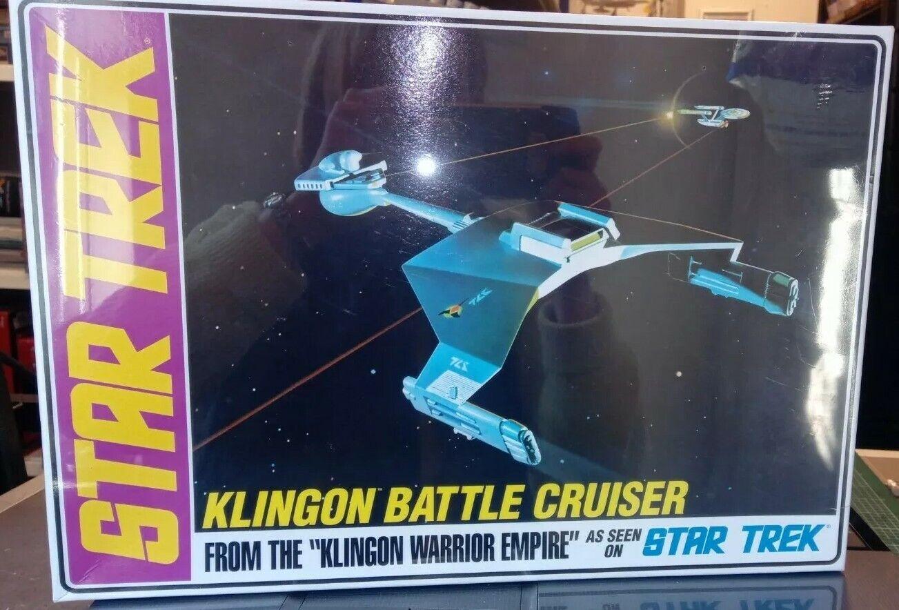 el más barato AMT720 Estrella Trek desde el imperio guerrero Klingon Kit 1 1 1 650, a estrenar   punto de venta