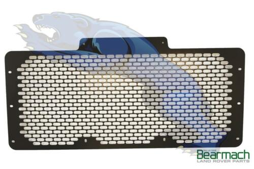 Black BA 3906 Land Rover Defender Stainless Mesh Honey Comb Performance Grill