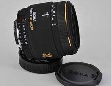 Sigma EX 50mm F2.8 MACRO LENS FOR NIKON D3100 D3200 D3300 D5300 D5200 D90,