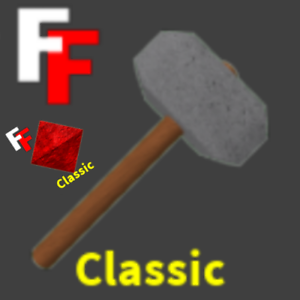 Ftf Unnamed Hammer Roblox