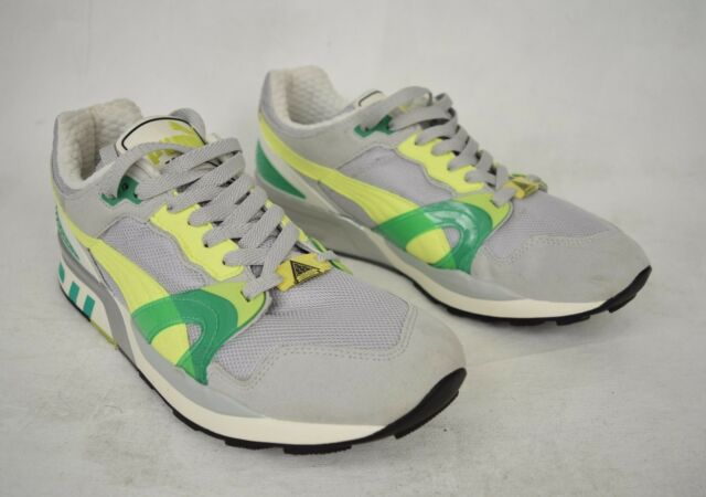 Puma Shoes Trinomic MNS VS Grey Green