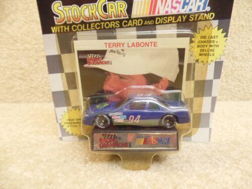 1991 Racing Champions 1:64 NASCAR Terry Labonte Sunoco Buick Regal #94 b