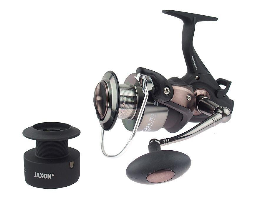 Jaxon Satori Dura XL   700, 800   carp reel with free spool system   mulinello