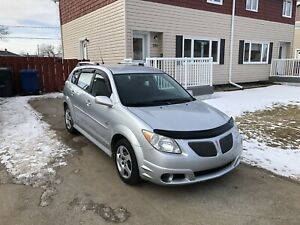 2007 Pontiac Vibe, low mileage and just inspected