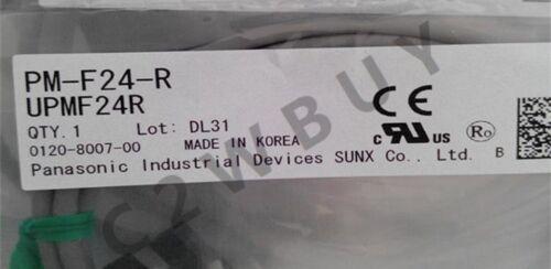 ONE Panasonic SUNX photoelectric switch PM-F24-R