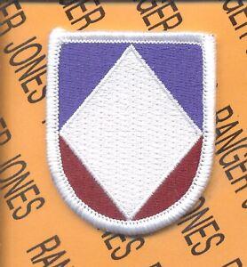541st Medical Detachment Airborne beret flash patch #2