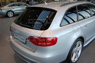 Dachspoiler Ansatz Heckspoiler für Audi S4 8e B6 Spoiler Dachkantenspoiler ABS