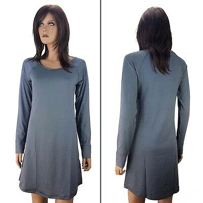 JOOP Tunic Damen Tunika Kleid Langarmshirt Freizeitkleid Hemdkleid Bluse