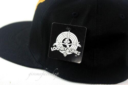 Looney tunes snapback caps Daffy mens ladies flat peak baseball hats Bunny