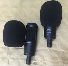 Pop Foam Windshield for Audio-Technica AT2050 AT4033 Microphone MK4 MK8 MIC