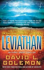 Event Group Thrillers: Leviathan 4 by David L. Golemon (2010, Paperback)