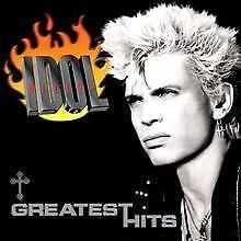 Greatest-Hits-von-Idol-Billy-CD-Zustand-gut