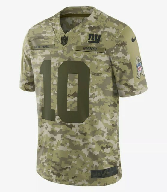 salute to service giants jersey