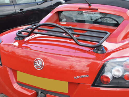 Opel Speedster Luggage Rack ; No Clamps No Damage Vauxhall VX220
