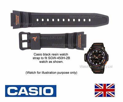 Genuine Casio Bracelet De Montre Bande Pour SGW 450H, SGW  LWROm