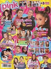 Pink Girl 2016 57#Ariana Grande,Martina Stoessel-Tini,Benji & Fede,iCarly,ccc
