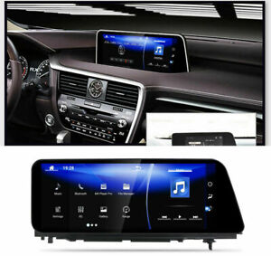 Details about For Lexus RX200t RX300 RX450H Car GPS Navigation Radio Stereo  Headunit WIFI BT