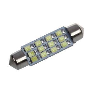 5PCS-42mm-12-SMD-3528-LED-White-Car-Interior-c5w-Dome-Festoon-Bulb-Light-Lamp-DC