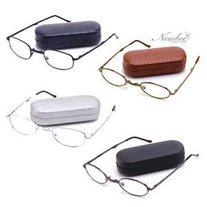 foldable reading glasses microfiber cloth
