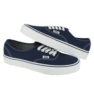 5ad3bbfda2 Image is loading VANS-U-AUTHENTIC-DRESS-BLUE-TRUE-WHITE-MENS-