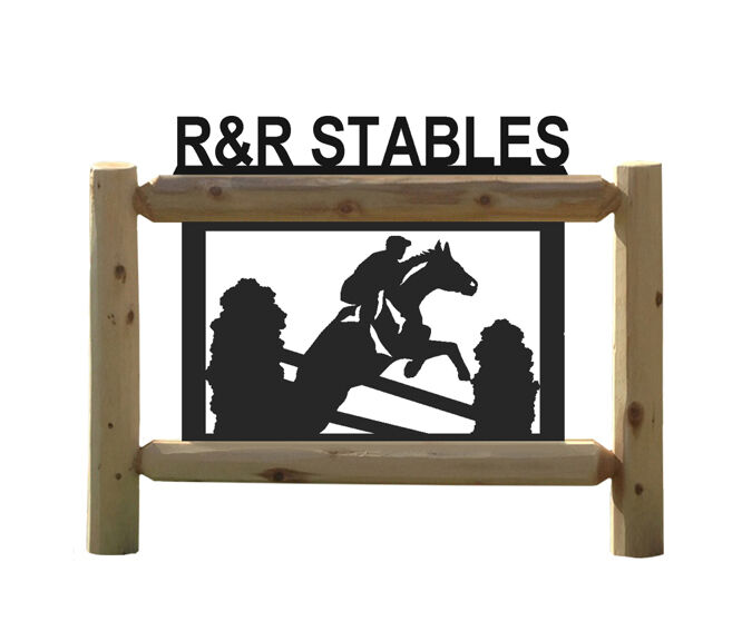REDUCED    HORSE SIGN  - HORSES - EQUESTRIAN - SADDLES      D36  ultra-low prices