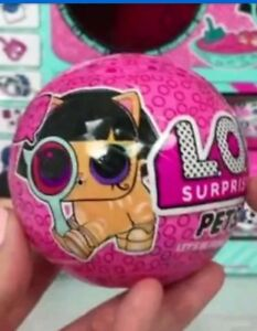 L O L Surprise Pets Series 4 Wave 2 Eye Spy Lol Doll Glam Wrap Ebay