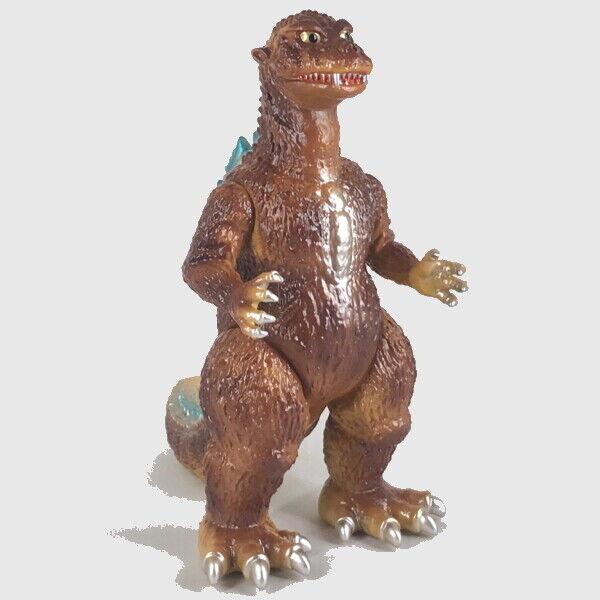 japan M -1Go Super Festival 2019 begränsad Edition Godzilla 1955 M ålad PVC Figur
