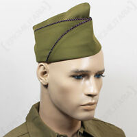 Ww2 Us Px Type Garrison Cap - Medical - Repro Military Army Usa American Hat