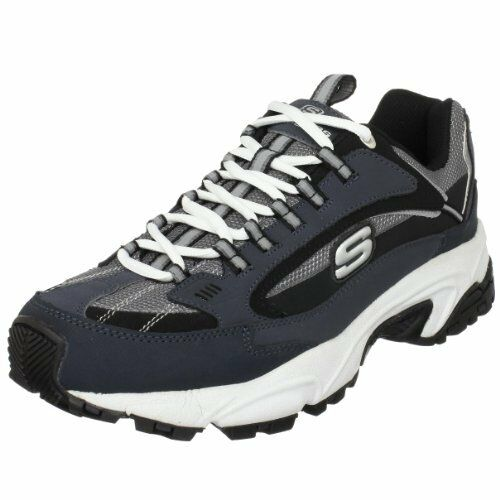 Skechers 50988 Sport Mens Stamina Nuovo Lace-Up Sneaker- Choose SZ color.