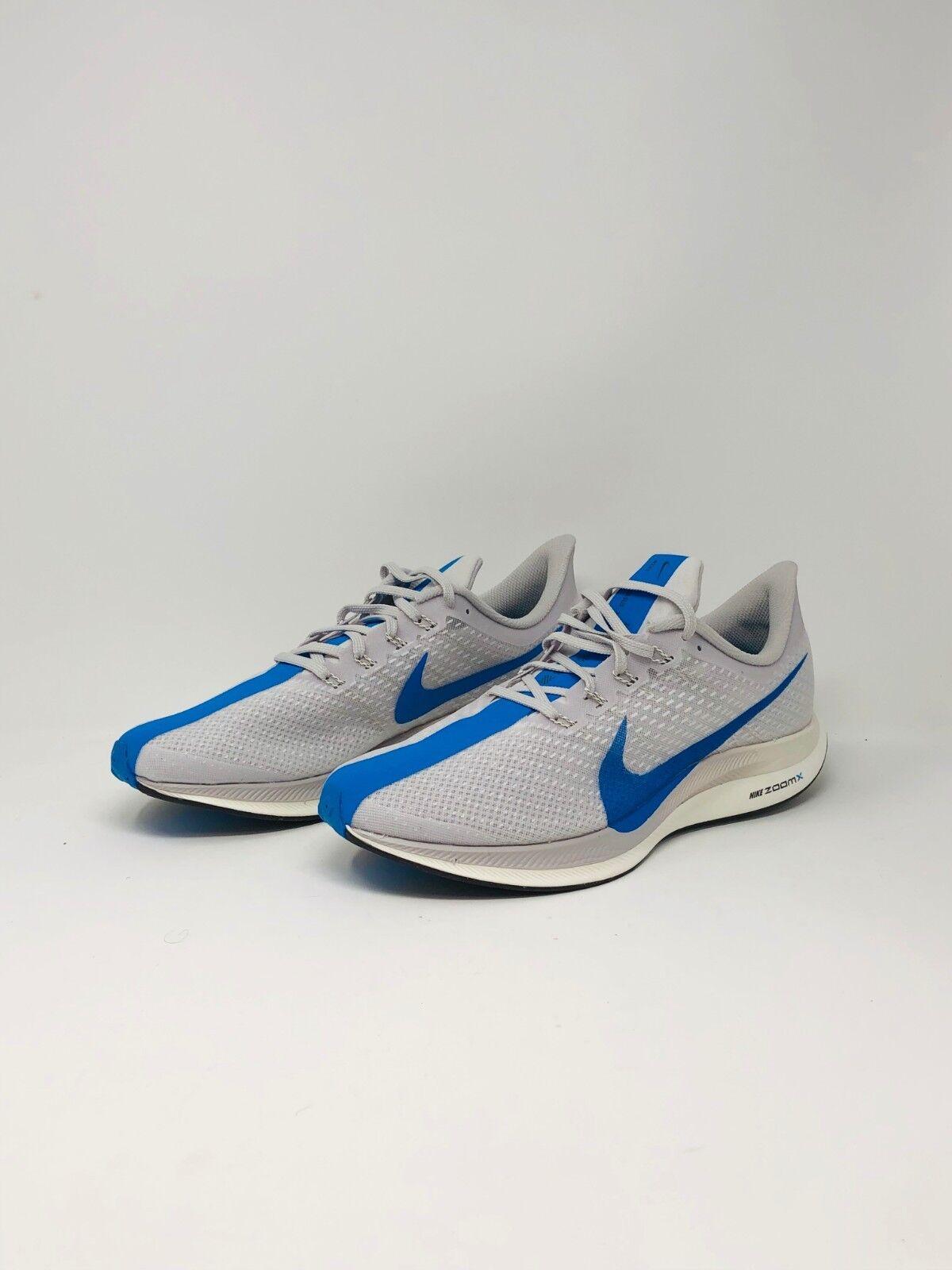 e587d49659ea Nike Zoom Pegasus 35 Turbo Turbo Turbo Sail Light Bone bluee Void Hero  AJ4114-140
