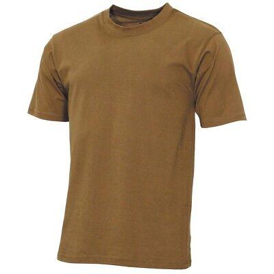"Us T-shirt, ""street Style"", Coyote Tan, 140-145 G / M² Mf 00130r Vincere Elogi Calorosi Dai Clienti"