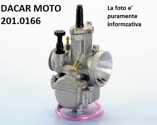 201.0166 Carburador D.24 POLINI Piaggio Free - Liberty 50 2T (Ruedas Altos )