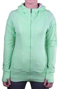 Charnock Femme Banc PullCapuche Zip Vert Nᄄᆭon Avec Veste Blanc O8wkZN0PXn